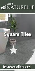 adore naturelle square tiles