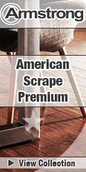 American Scrape premium hardwood