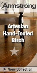 Artesian Hand-Tooled Birch