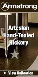 artesian hand tooled hickory