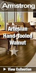Artesian Hand-Tooled Walnut