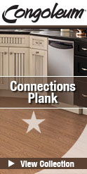 Congoleum Connections Plank