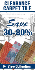 special carpet tile clearance sale
