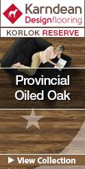 korlok provincial oiled oak