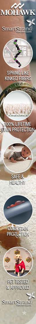 smartstrand stain resistant carpet