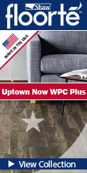 Shaw Floorte Uptown now wpc plus