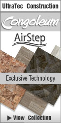 congoleum airstep vinyl floor