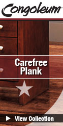 congoleum carefree plank