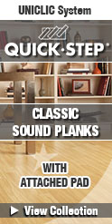classic sounds w/ attached pad
