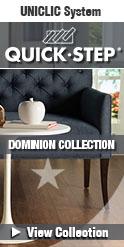 quick-step dominion laminate plank