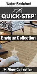 Quickstep envique laminate floors