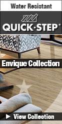 Quickstep envique laminate floors