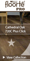 floorte pro Cathedral Oak