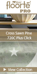 floorte pro cross sawn pine