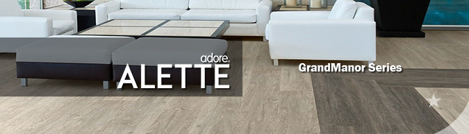 Adore Alette collection grand manor series luxury vinyl flooring sale