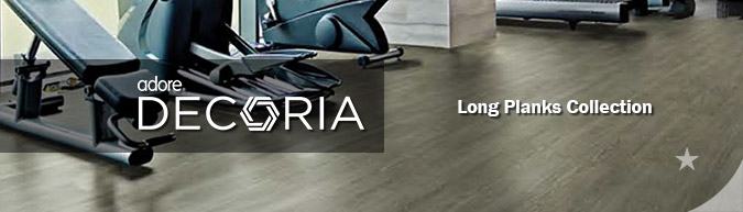 Adore Decoria Long Planks collection luxury vinyl flooring sale