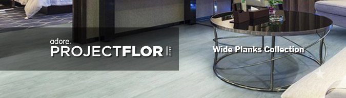 Adore Project Flor Elite Wide Planks Collection luxury vinyl flooring on sale at American Carpet Wholesale