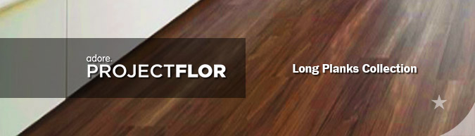 Adore Project flor long planks Collection luxury vinyl flooring on sale at American Carpet Wholesale