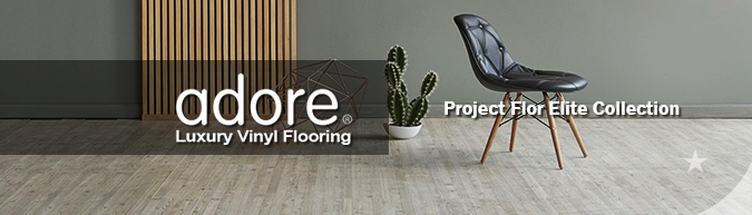 Adore Project flor Elite Collection luxury vinyl flooring on sale at American Carpet Wholesale