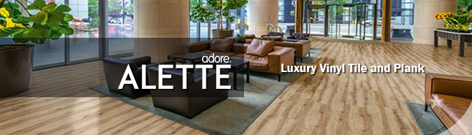 Adore Alette luxury vinyl flooring collection on sale at American Carpet Wholesale with huge savings! Save 30 to 60%