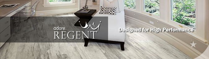 Adore Regent luxury vinyl Waterproof flooring collection - WPC - on sale at American Carpet Wholesale with huge savings! Save 30 to 60%