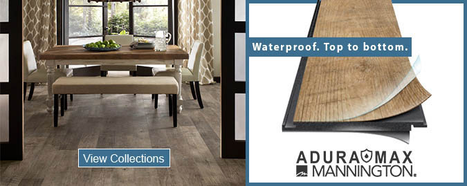 Adura Max Waterproof Flooring by Mannington Save up to 60%