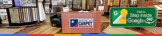American Carpet Wholesalers Google Street View 360 virtual tour