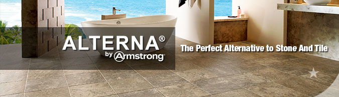 Armstrong Alterna Luxury Engineered Stone