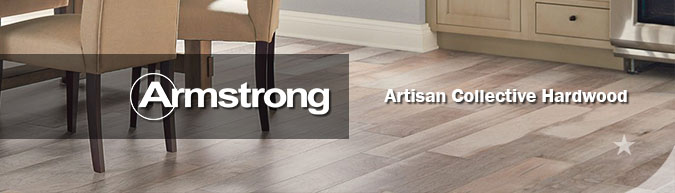 Armstrong Artisian Collective Hardwood flooring collection on sale at American Carpet Wholesale with huge savings!