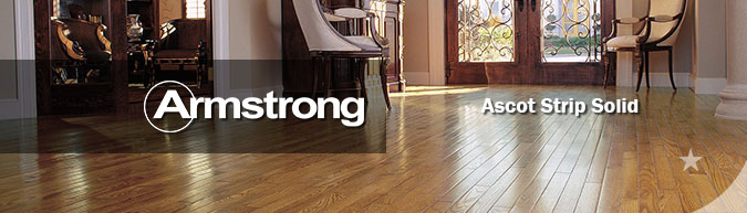 Armstrong hardwood flooring Ascot Strip Solid hardwood collection on sale at American Carpet Wholesale with huge savings!
