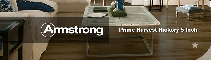 Armstrong Prime Harvest Oak 5 Inch Engineered Hardwood flooring collection on sale at American Carpet Wholesale with huge savings!