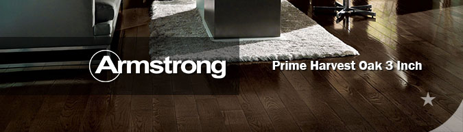 Armstrong Prime Harvest Oak 3 Inch Engineered Hardwood flooring collection on sale at American Carpet Wholesale with huge savings!