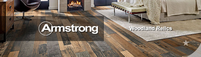 Armstrong Woodland Relics hardwood collection flooring on sale at American Carpet Wholesale with huge savings!