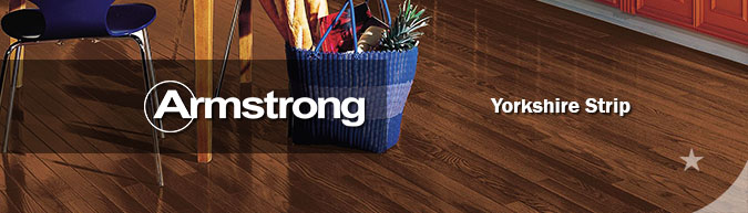Armstrong hardwood flooring Yorkshire Strip Solid hardwood collection on sale at American Carpet Wholesale with huge savings!