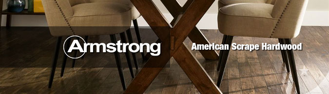 Armstrong hardwood flooring american scrape hardwood collection on sale at American Carpet Wholesale with huge savings!