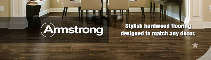 Armstrong hardwood flooring collection o sale at American Carpet Wholesale with huge savings!
