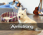 Armstrong hardwood flooring at American Carpet Wholesale