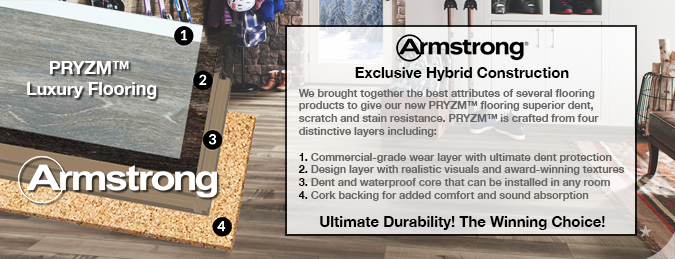 Armstrong pryzm luxury flooring details - Save up to 60%
