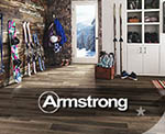 Armstrong vinyl plank and tile flooring selections at american carpet wholesalers