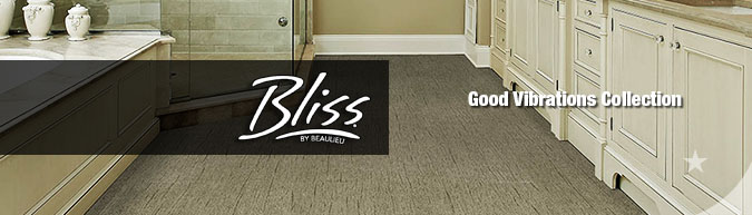 Bliss Good Vibrations Collection Plank Luxury Vinyl flooring on sale at American Carpet Wholesale with huge savings! Save 30 to 60%