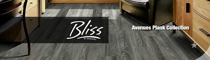 Bliss avenues plank collection Luxury Vinyl flooring on sale at American Carpet Wholesale with huge savings! Save 30 to 60%