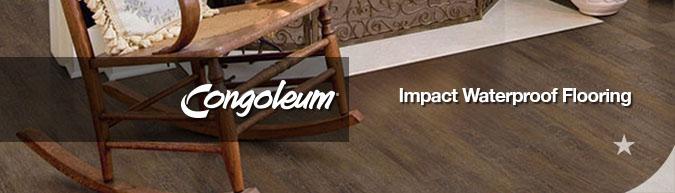 Congoleum Impact Waterproof Luxury Vinyl Flooring Collection On Sale At  American Carpet Wholesale With Huge Savings