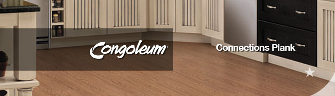 Congoleum connections plank luxury vinyl flooring on sale at American Carpet Wholesale with huge savings! Save 30 to 60%