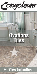 Congoleum ovations tile luxury vinyl