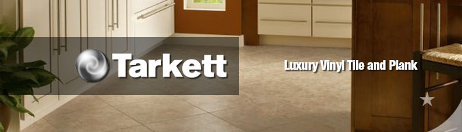 In Stock Special Tarkett Luxury Vinyl Tile and Plank