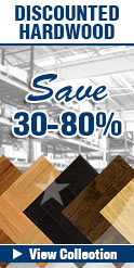 In-stock engineered hardwood sale