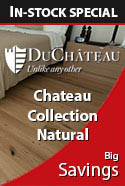 In stock Special DuChateau Chateau Collection Natural Hardwood Flooring on Sale at American Carpet Wholesale