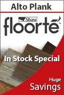 In stock special floorte alto plank luxury vinyl plank