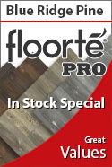 In-stock special floorte pro blue ridge pine luxury vinyl plank