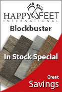 Happy Feet Blockbuster luxury vinyl at Guaranteed Lowest Price - In Stock Special - Ready to deliver!